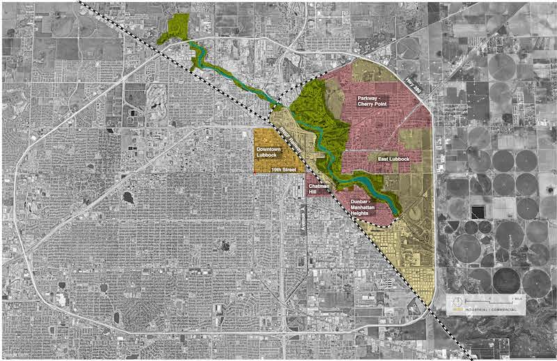 Lubbock_Map
