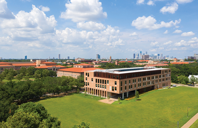 Rice Kraft Hall School of Social Sciences - Images - 15