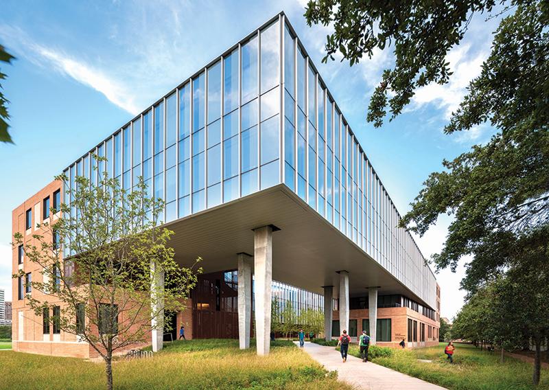 Rice Kraft Hall School of Social Sciences - Images - 5