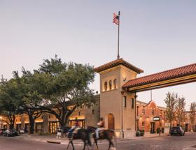 Fort Worth Stockyards Horse & Mule Barns